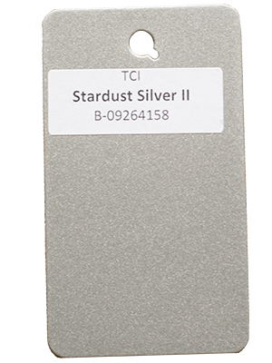 Stardust Silver PowderCoating