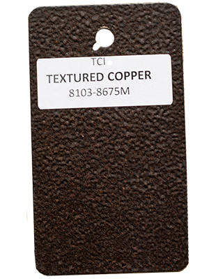 Textured Copper Powder  Coating