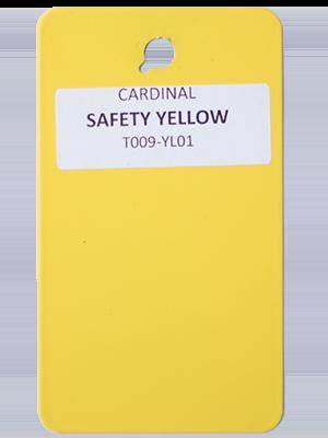 Safety Yellow Powder Coating Utah