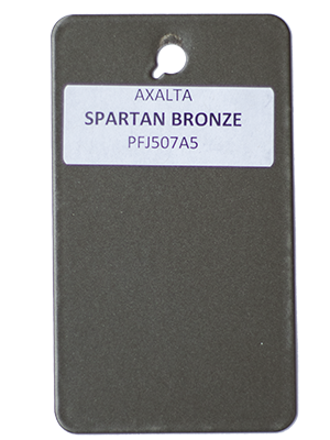Spartan Bronze Powder Coating Utah