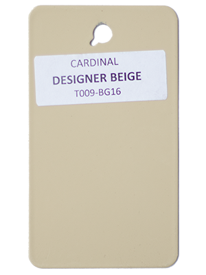 Designer Beige Powder Coating