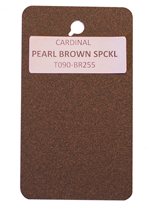 Pearl Brown Powder Coating